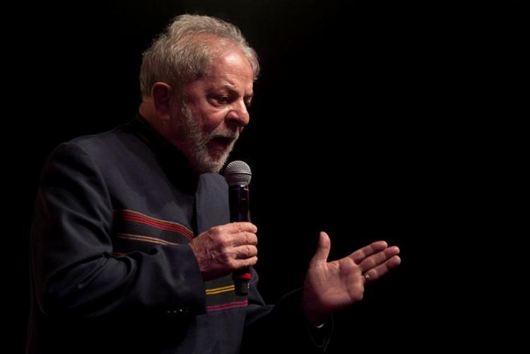 Lula diz que PT terá que esperar até 2022 para tentar a Presidência Foto: Mauro Pimentel | AFP - Foto: Mauro Pimentel | AFP