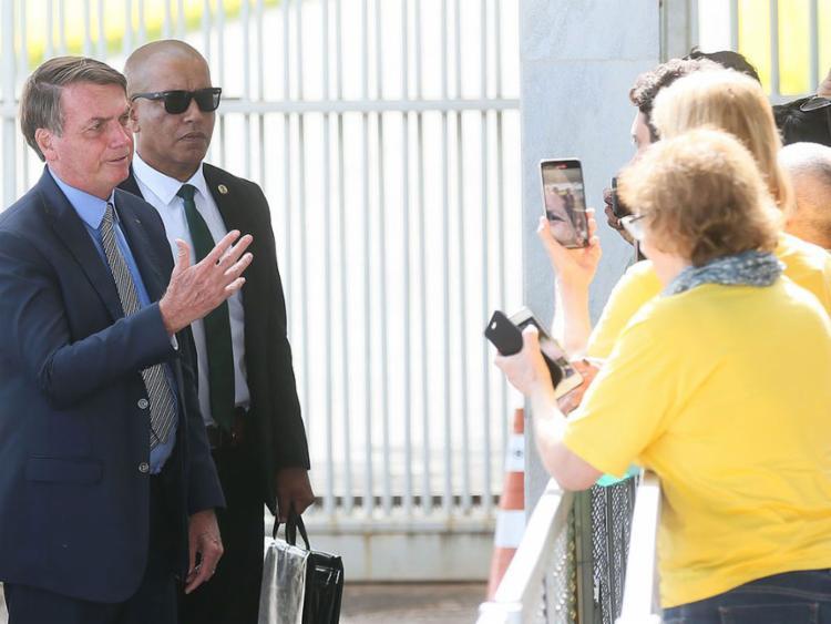 Presidente divulgou a informação por meio de seu perfil do Twitter | Foto: Antonio Cruz | Agência Brasil - Foto: Antonio Cruz | Agência Brasil