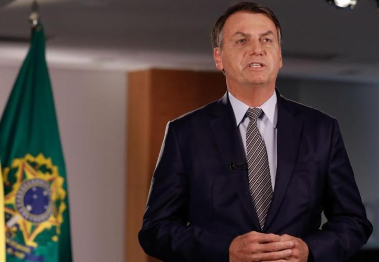 Presidente destaca transparência na divulgação de ações e números | Foto: Carolina Antunes | PR - Foto: Carolina Antunes | PR