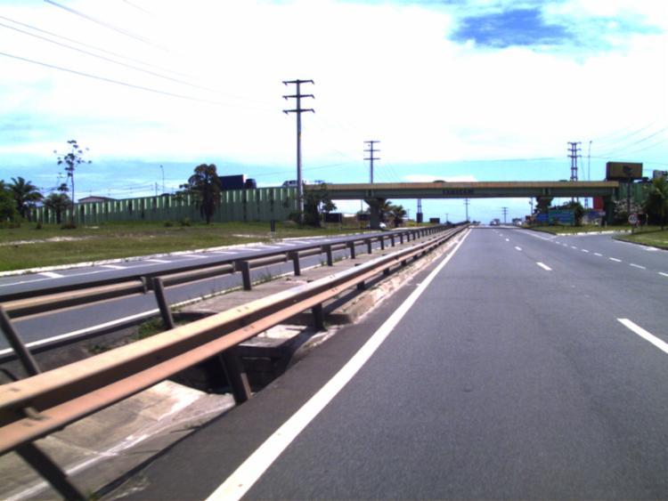 Bloqueio será realizado no km 7 da rodovia | Foto: Divulgação - Foto: Divulgação