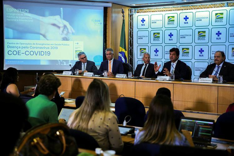Na Bahia, não há casos confirmados | Foto: José Cruz | Agência Brasil - Foto: José Cruz | Agência Brasil