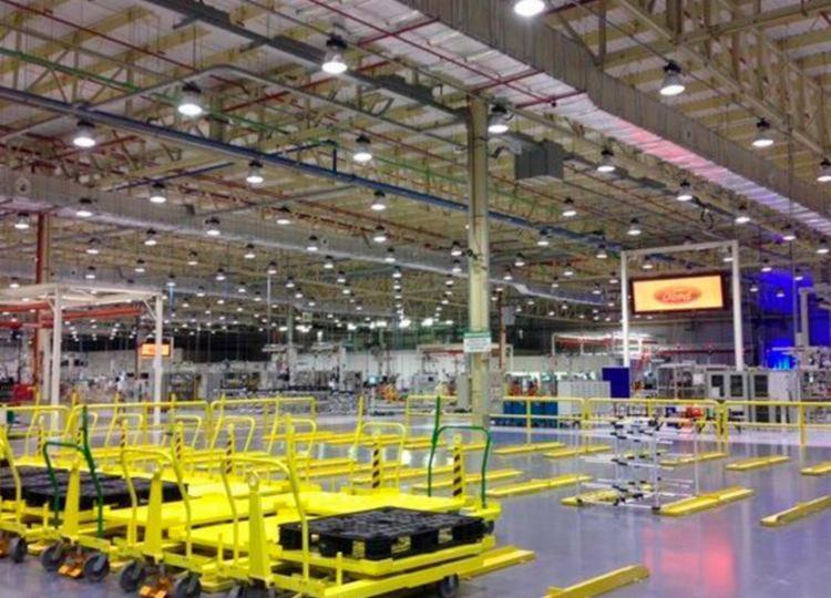 Ford de Camaçari suspendeu contrato de funcionários, mas manteve salários - Foto: Bárbara Ladeira | Divulgação
