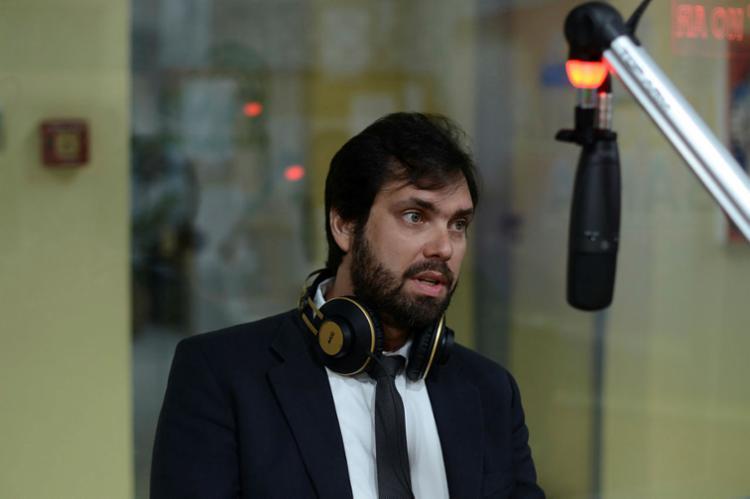 Bernardo Lima será o diretor da Camarb em Salvador | Foto: Alex Oliveira | Ag. A TARDE - Foto: Alex Oliveira | Ag. A TARDE