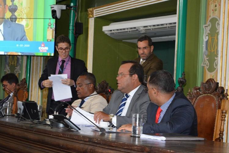 Câmara deve votar reforma na próxima semana   Foto: Valdemiro Lopes / CMS - Foto: Foto: Valdemiro Lopes / CMS