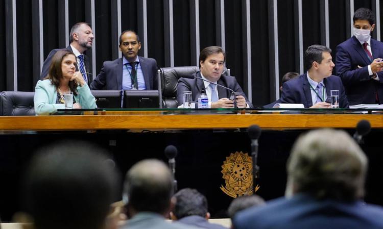 Projeto vai ao Senado e precisa de pelo menos 41 votos para aprovação   Foto: Pablo Valadares   Câmara dos Deputados - Foto: Pablo Valadares   Câmara dos Deputados