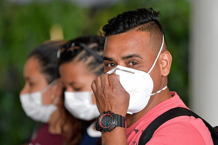 Outros 601 já foram descartados após exames   Foto: Raul Arboleda   AFP - Foto: Raul Arboleda   AFP