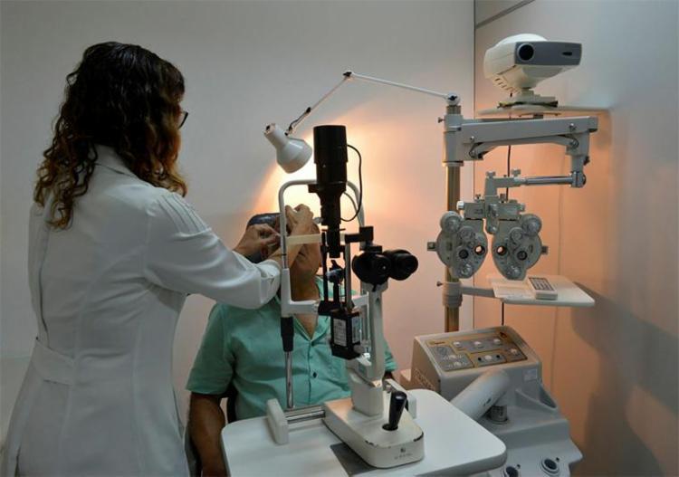 Aumento do número de cirurgias de catarata pode ser explicado pelo envelhecimento da população   Foto: Shirley Stolze   Ag. A TARDE - Foto: Shirley Stolze   Ag. A TARDE