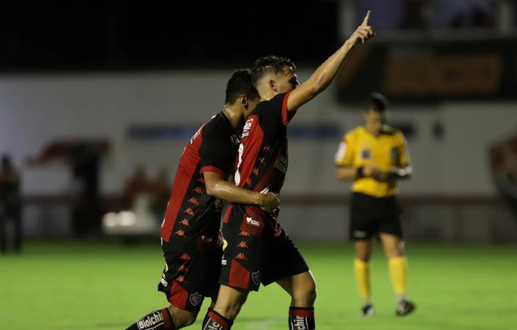 A partida de volta, que irá acontecer no Barradão, ainda não tem data definida | Foto: Uendel Galter | Ag. A TARDE - Foto: Uendel Galter | Ag. A TARDE
