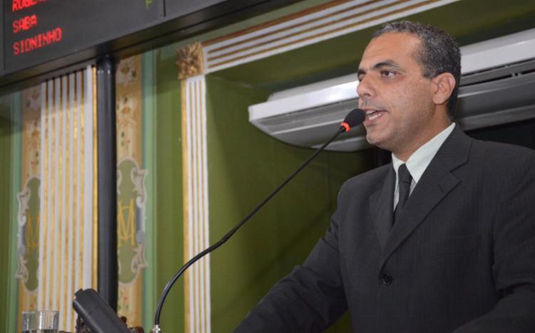 Cezar Leite é o novo presidente do PRTB em Salvador | Foto: Ascom | CMS - Foto: Foto: Ascom | CMS
