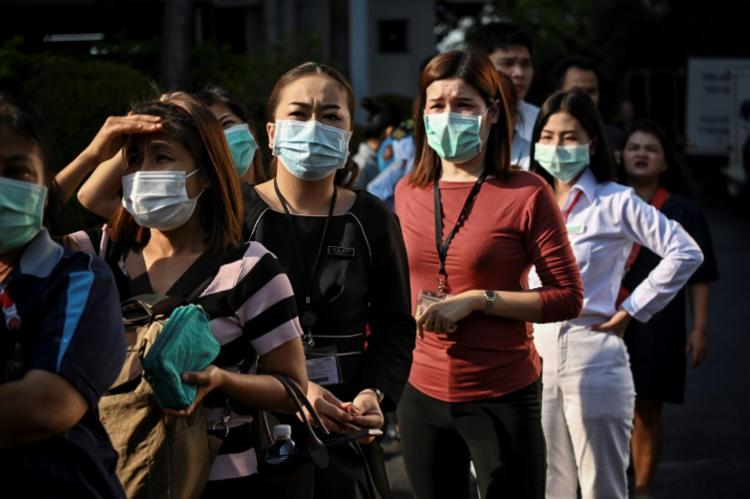 Cientistas receberam aprovação para começar testes esta semana | Foto: Lillian Suwanrumpha | AFP - Foto: Lillian Suwanrumpha | AFP