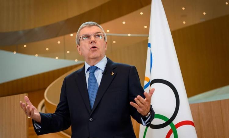 COI segue defendendo a ideia de manter as datas oficiais dos Jogos Olímpicos de Tóquio-2020   Foto: Fabrice Coffrini   AFP - Foto: Fabrice Coffrini   AFP