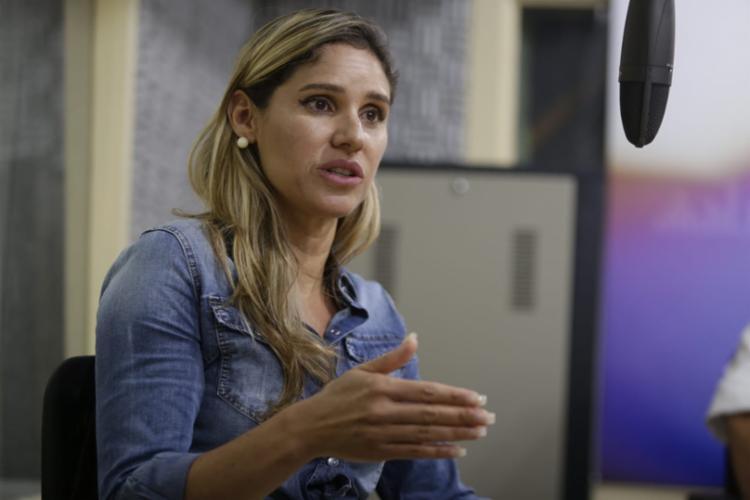Cintia Liana Reis realiza seminário sobre o assunto em Salvador   Foto: Raul Spinassé   Ag. A TARDE - Foto: Raul Spinassé   Ag. A TARDE