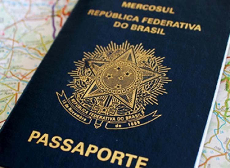 Polícia Federal restringiu atendimentos presenciais para emissão de passaportes e regularização migratória | Foto: Reprodução - Foto: Reprodução