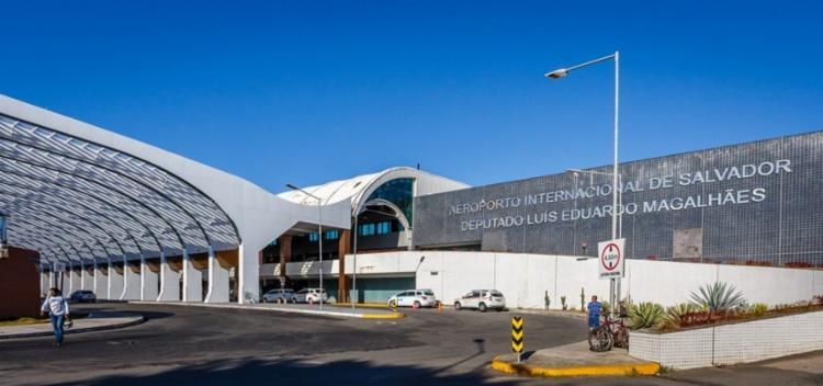 Aeroporto Internacional de Salvado terá operação de fiscalização e inspeção sanitária   Foto: Divulgação - Foto: Divulgação
