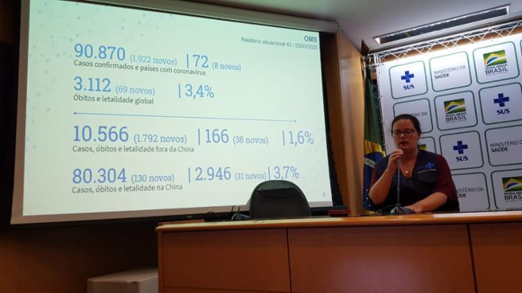 As informações foram divulgadas pelo Ministério da Saúde | Foto: Divulgação | Ministério da Saúde - Foto: Divulgação | Ministério da Saúde