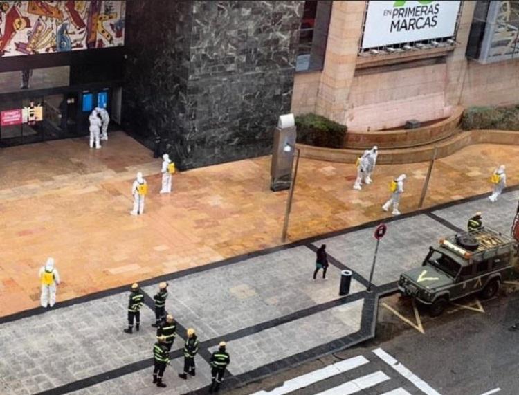 O presidente Pedro Sánchez decretou neste sábado 'estado de emergência' na Espanha | Foto: Reprodução - Foto: Reprodução