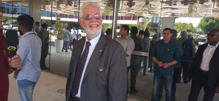 Jorge Solla, deputado federal (PT-BA) | Foto: Yasmin Hohenfeld | A TARDE - Foto: Foto: Yasmin Hohenfeld | A TARDE