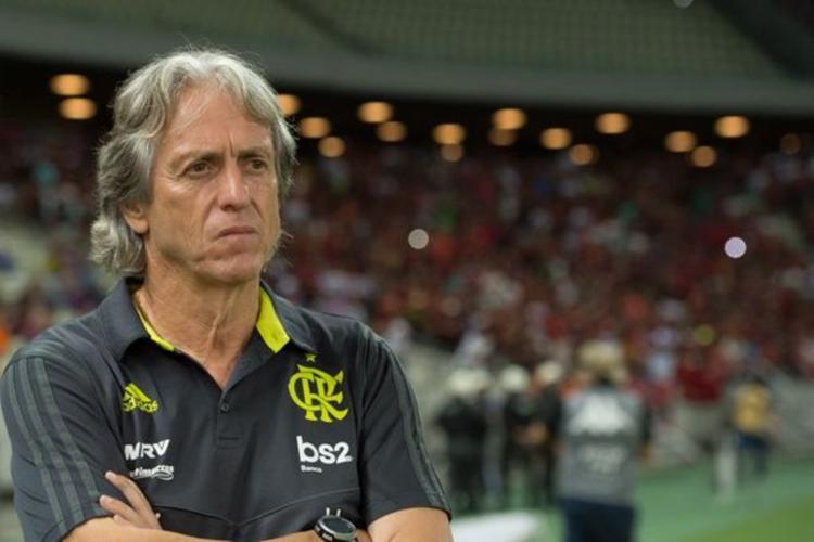O comandante havia tido dois exames 'inconclusivo' até o resultado desta quarta | Foto: Alexandre Vidal | Flamengo - Foto: Alexandre Vidal | Flamengo