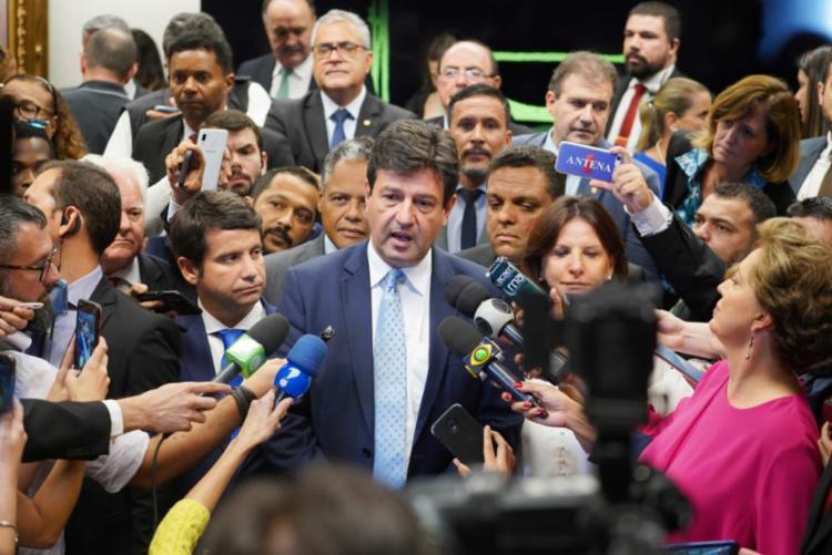 Reunião com Bolsonaro deve ocorrer nesta quinta-feira   Foto: Pablo Valadares   Câmara dos Deputados - Foto: Pablo Valadares   Câmara dos Deputados