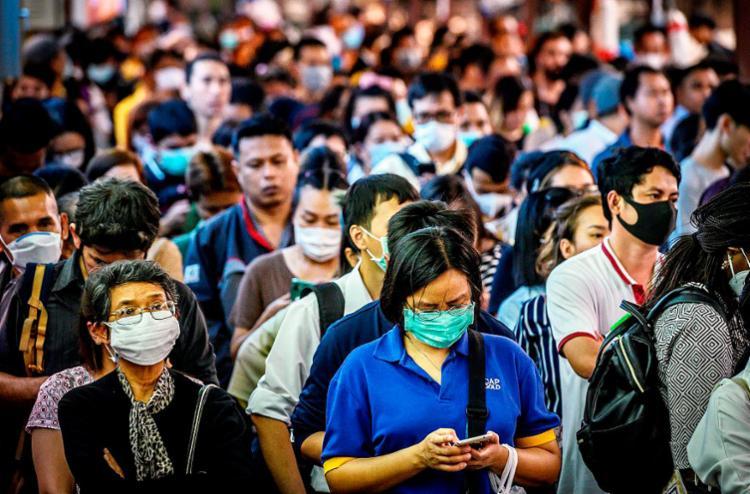 Três pacientes foram tratados com um remédio contra asma chamado Ciclesonida | Foto: Mladen Antonov | AFP - Foto: Mladen Antonov | AFP