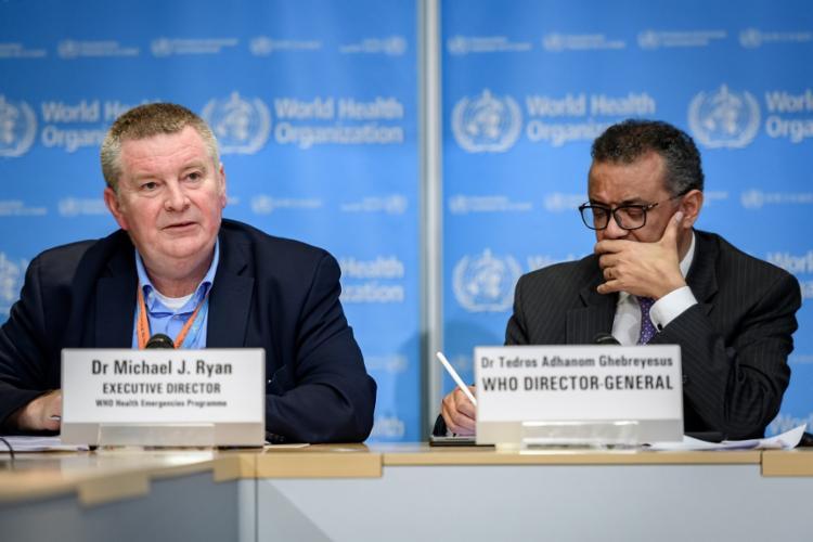 O vírus já causou mais de 3.800 mortes em 100 países | Foto: Fabrice Coffrini | AFP - Foto: Fabrice Coffrini | AFP