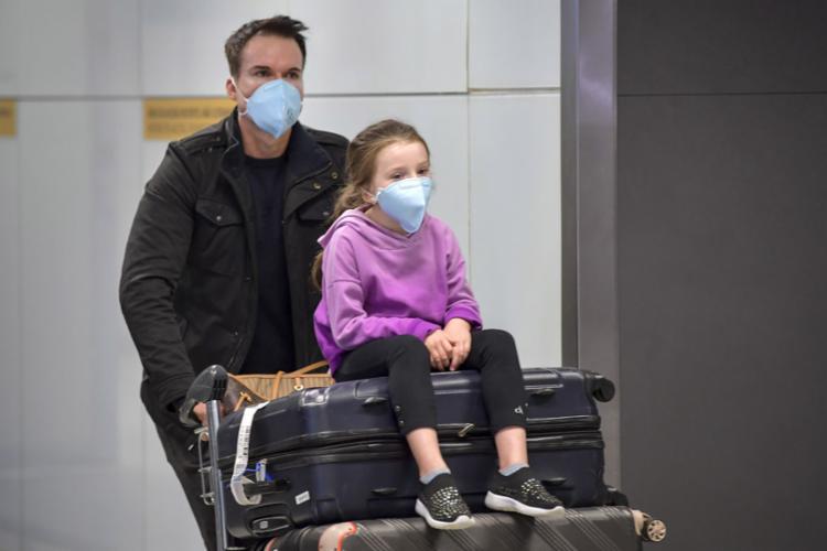 Casos de coronovírus são, em sua maioria, moderados, diz especialista | Foto: Nelson Almeida | AFP - Foto: Nelson Almeida | AFP
