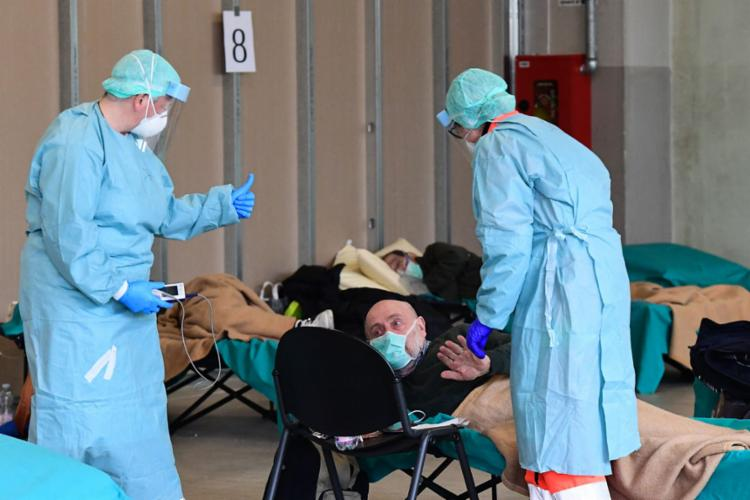 Mais de 100 mil pessoas foram infectadas pelo covid-19 no mundo   Foto: Miguel Medina   AFP - Foto: Miguel Medina   AFP