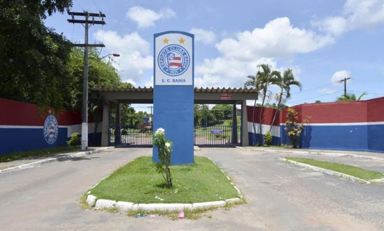 Construtora MRV ofereceu R$ 22 milhões pela compra do CT, casa do tricolor de 1979 até 2020 - Foto: Shirley Stolze   Ag. A TARDE
