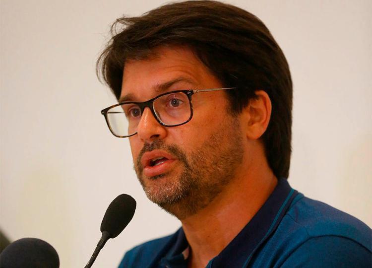 Bellintani acredita que é possível considerar um calendário completo com o fim em janeiro de 2021   Foto: Rafael Martins   Ag. A TARDE - Foto: Rafael Martins   Ag. A TARDE