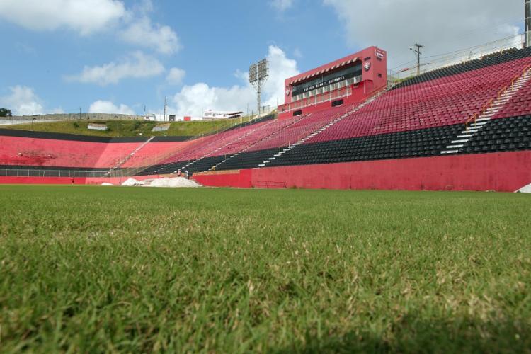 A programação do clube será reavaliada em até 15 dias | Foto: Camila Souza | GOVBA - Foto: Camila Souza | GOVBA