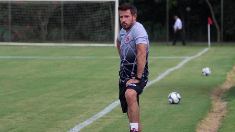 Ramon era auxiliar técnico do clube carioca desde 2019 | Foto: Carlos Gregório Júnior | Vasco - Foto: Carlos Gregório Júnior | Vasco