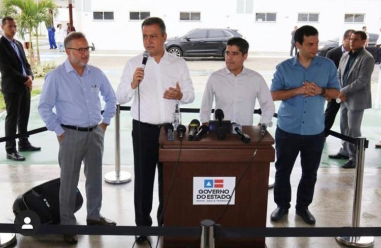 Foto: Fernando Vivas | GovBA - Foto: Divulgação