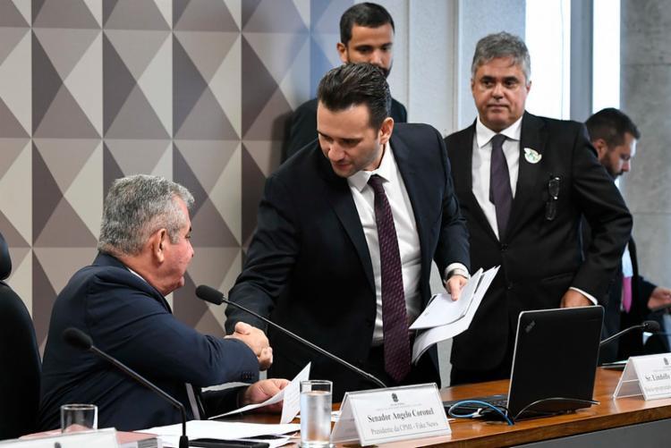 O caso é apurado na CPMI das Fake News | Foto: Roque de Sá | Agência Senado - Foto: Roque de Sá | Agência Senado