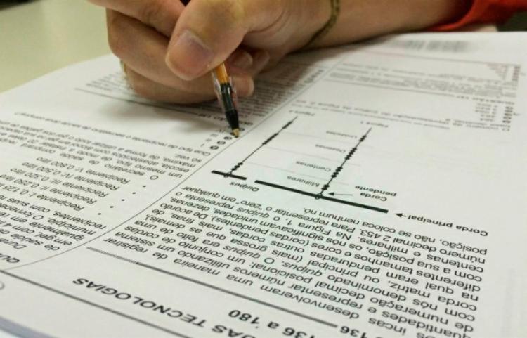 100 mil pessoas poderão fazer versão digital do exame   Foto: Divulgação   MEC - Foto: Foto: Divulgação   MEC