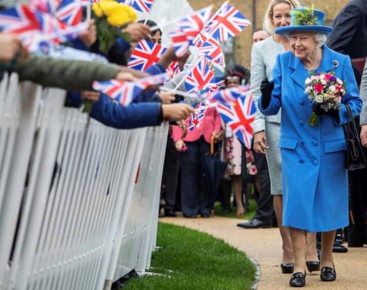 As audiências com a rainha