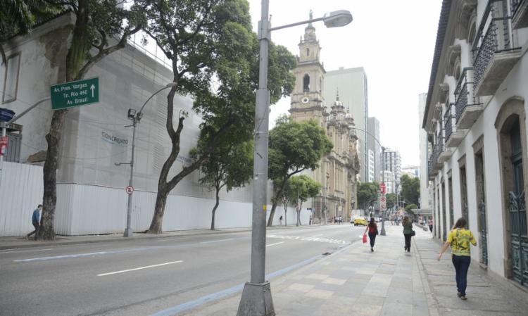 Governos têm tentado diminuir a circulação e aglomeração de pessoas   Foto: Tomaz Silva   Agência Brasil - Foto: Tomaz Silva   Agência Brasil