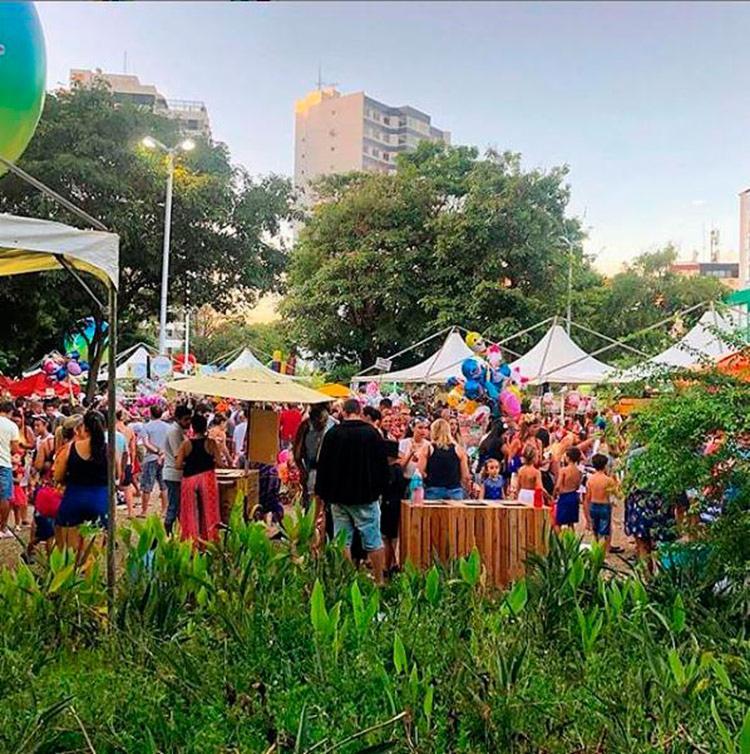 Eventos ao ar livre, como o SSA Boa Praça, foram adiados | Foto: Reprodução | Instagram - Foto: Reprodução | Instagram