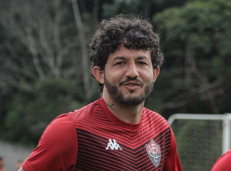 Meia é titular do Rubro-Negro neste início de temporada   Foto: Raul Spinassé   Ag. A TARDE - Foto: Raul Spinassé   Ag. A TARDE