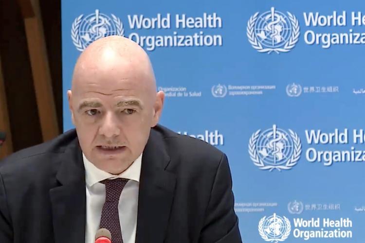 Dirigente falou sobre medidas a serem tomadas após a pandemia | Foto: AFP - Foto: AFP