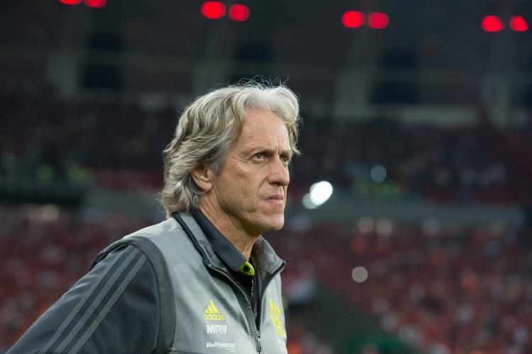 Os resultados do exame do 'mister' acusaram um positivo fraco ou inconclusivo   Foto: Alexandre Vidal   Flamengo - Foto: Alexandre Vidal   Flamengo