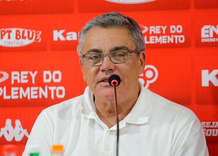 Dirigente ainda afirmou que dois goleiros estão pré-contratados | Foto: Luciano da Matta | Ag. A TARDE - Foto: Luciano da Matta | Ag. A TARDE