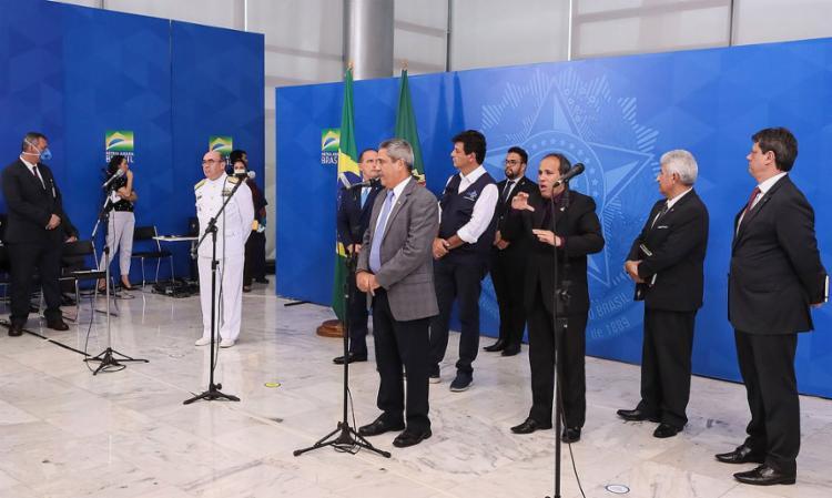 Governo pretende editar nova medida provisória sobre o tema   Foto: Isac Nóbrega   PR - Foto: Isac Nóbrega   PR