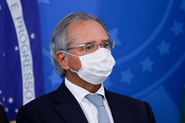 Em tempos de pandemia, não faz sentido insistir em manter meta fiscal | Foto: Sergio Lima | AFP - Foto: Sergio Lima | AFP