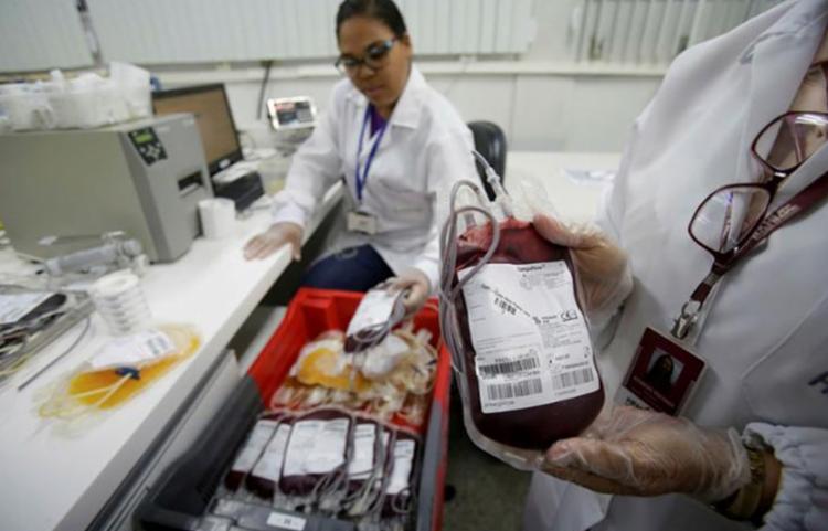 Triagem clínica de doadores foi modificada desde o dia 15 de fevereiro | Foto: Raphael Muller | Ag. A TARDE - Foto: Raphael Muller | Ag. A TARDE