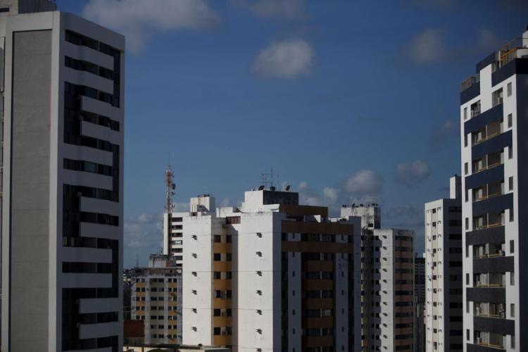 Casas tiveram alta de 55% na procura, enquanto os apartamentos tiveram aumento de 44% na demanda   Foto: Rafael Martins   Ag. A TARDE - Foto: Rafael Martins   Ag. A TARDE