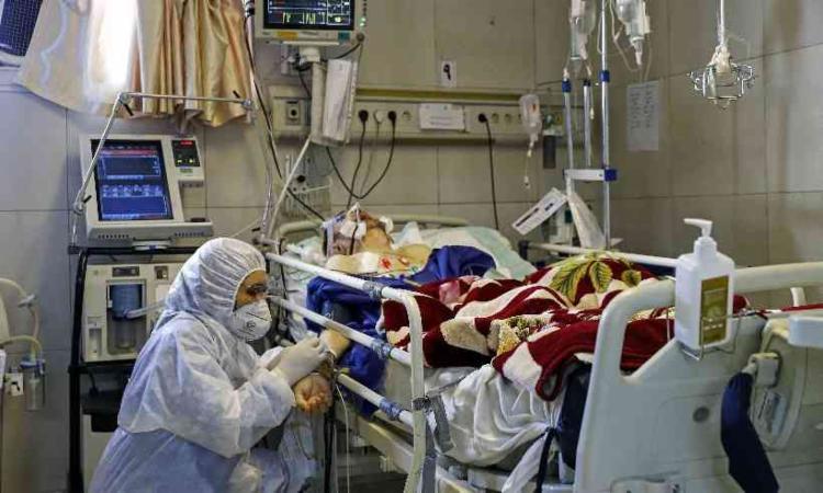 Este número equivale ao dobro de vítimas pelo novo coronavírus na mesma província | Foto: Koosha MahshidD Falahi | Mizan News Agency | AFP - Foto: Koosha MahshidD Falahi | Mizan News Agency | AFP