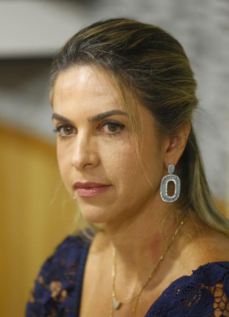 Juíza tem obtido bons resultados no trabalho como coordenadora dos Juizados Especiais | Foto: Rafael Martins | Ag. A TARDE - Foto: Rafael Martins | Ag. A TARDE