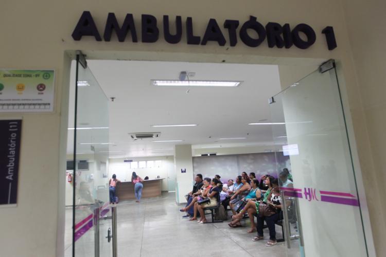 O Hospital da Mulher tem 60% do atendimento voltado para as mulheres que vivem no interior do estado | Foto: Elói Corrêa | GOVBA - Foto: Elói Corrêa | GOVBA