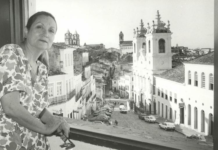 Escritora, poeta e jornalista Myriam Fraga também se destacou como gestora cultural ao dirigir a Fundação Casa de Jorge Amando durante 30 anos | Foto: Divulgação