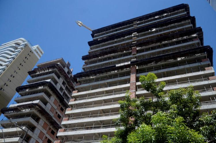 Mercado de imóveis começou o ano embalado - Foto: Alex Oliveira   Ag. A TARDE